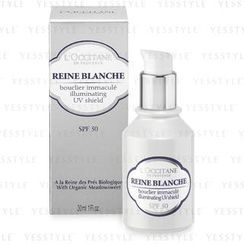 L'Occitane - Reine Blanche Illuminating UV Shield SPF 50