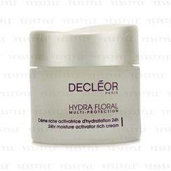 Decleor - Hydra Floral 24hr Moisture Activator Rich Cream