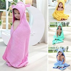 Little Dolphin - Kids Bath Towel