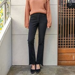 Seoul Fashion - Boot-Cut Pants