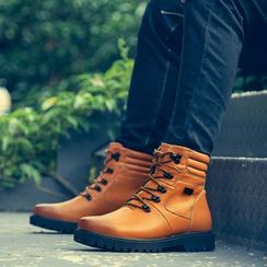 COUSO - High-top Padded Boots