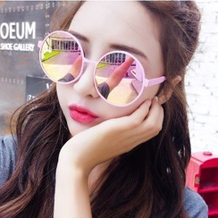 UnaHome Glasses - Round Sunglasses