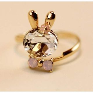 Best Jewellery - Gemstone Rabbit Ring