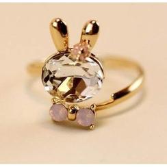 Best Jewellery - Gemstone Rabbit Ring