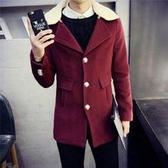 Hawoo - Buttoned Coat