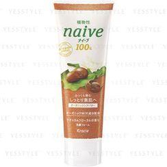 Kracie - Naive Cleansing Facial Foam (Shea Butter)