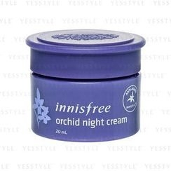 Innisfree - Ochid Night Cream