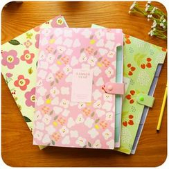 Momoi - A4 Expanding Document Sleeve