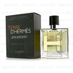Hermès - Terre DHermes Pure Parfum Spray (2014 H Bottle Limited Edition)