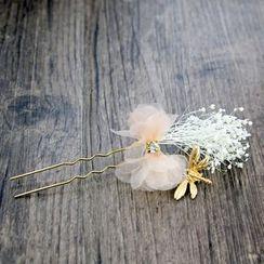 constello - Wedding Flower  Hair Pin