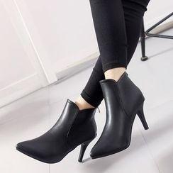 Chryse - 高跟及踝靴