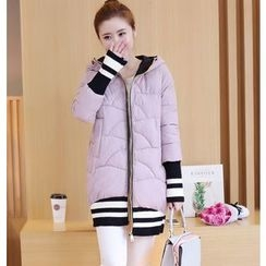 Ekim - Hooded Padded Coat
