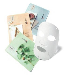 Sooryehan - Sheet Mask - 5 Types (1 sheet)