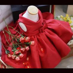 idresses - 小童無袖派對連衣裙