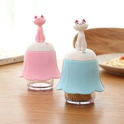 Lazy Corner - Cat Toothpick Holder