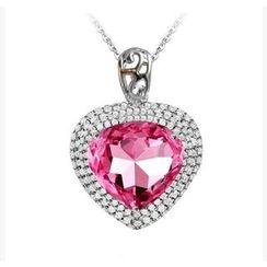 Nanazi Jewelry - 水晶项链