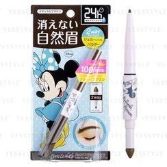 BCL - 米妮限量版极纤防水两用眉笔/眉粉 (自然啡色)