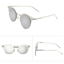 OJOS - Cutout-Frame Sunglasses