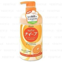Kracie - Naive Hair Conditioner (Orange)