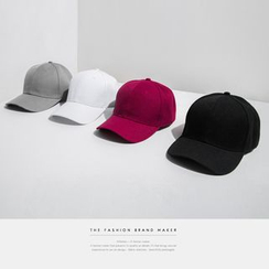 Newin - 純色鴨舌帽