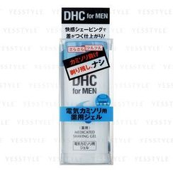 DHC - Medicated Shaving Gel (For Men)
