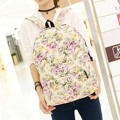 Miss Sweety - Floral Backpack