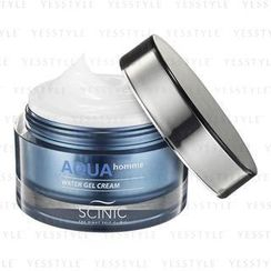 Scinic - Aqua Homme Water Gel Cream