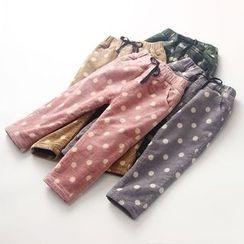 Seashells Kids - Kids Dotted Pants
