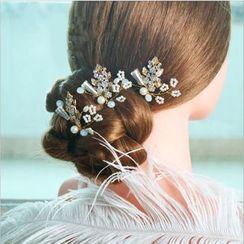 constello - Bridal Faux Pearl Hair Pin