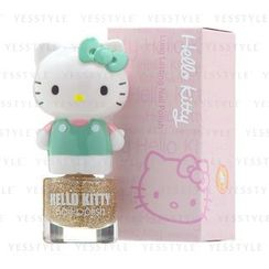 Sanrio - Race Hello Kitty Long Lasting Nail Polish (#03 Gold Lame)