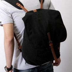 SeventyAge - Convertible Canvas Backpack