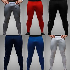 Hansel - Plain Sports Leggings
