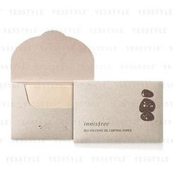 Innisfree - Eco Beauty Tool Jeju Volcanic Oil Control Blotting Paper