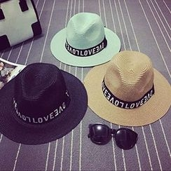 Pompabee - Lettering Sun Hat