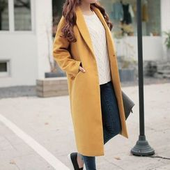 OTTI - Single Button Long Coat
