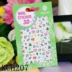 Nailit - Nail Sticker (KCT207)