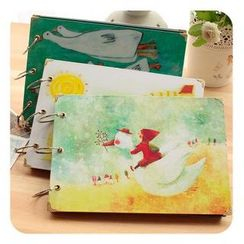 Momoi - Printed DIY Medium Photo Album