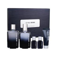 O HUI - For Man Hydra Special Set: Skin 135ml + 25ml + Lotion 115ml + 25ml + Cleansing Foam 40ml