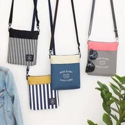 Evorest Bags - 印花斜挎包