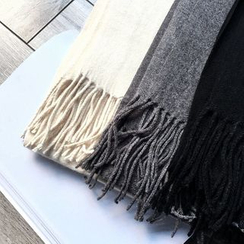 YENSI - 流苏围巾