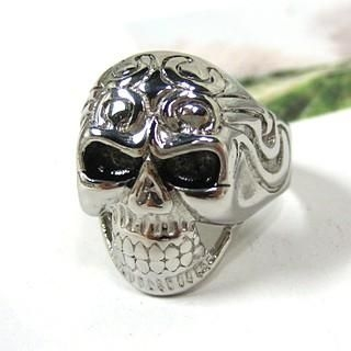 OWL Fashion - Skull  Ring