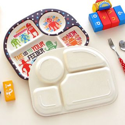 Lazy Corner - Kids Food Tray