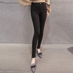 缤纷色彩 - 窄身长裤