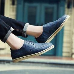 Vismix - Lace-Up Brogue Shoes