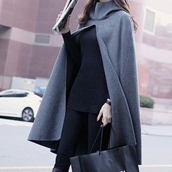 Dream Girl - Hood Cape Jacket
