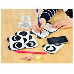 School Time - Mini Panda Cash Notebook (small)