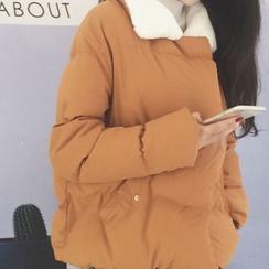 Cloud Nine - Fleece Lined Padded Jacket