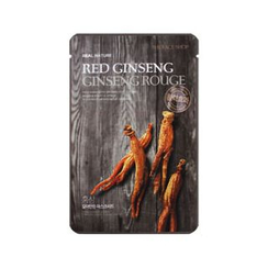 The Face Shop - Real Nature Mask Red Ginseng
