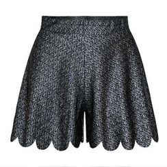 Omifa - Printed Shorts