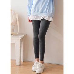 J-ANN - Plain Leggings